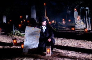 Candlelight Graveyard Tours begin June 2