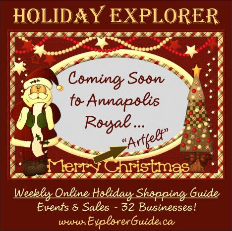 Holiday Explorer & An Artfelt Christmas Coming Soon!